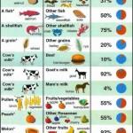 Tudo sobre alergênicos em alimentos no Food Safety Brazil