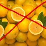 O pesticida carbendazim no suco de laranja