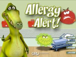 Alerta de alergenicos