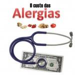 O custo da Alergia