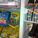 Riscos de conservação em supermercados
