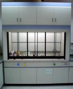 capela laboratorial