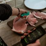 """""""Nariz eletrônico"""" soa alarme para carne deteriorada"""