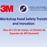 Workshop do blog Food Safety Brazil e 3M