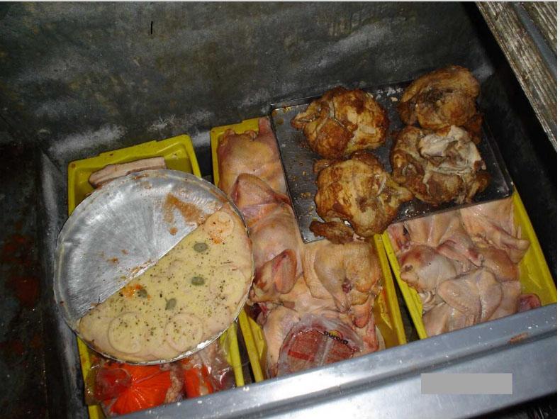featured image Contaminação cruzada em refrigerador horizontal
