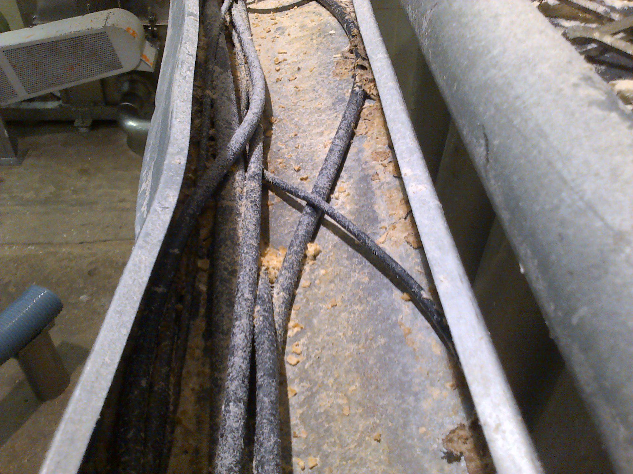 featured image Canaletas elétricas – um risco sanitário