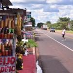 Regulamentação para produtos comercializados na beira de estrada