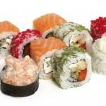 Comer sushi é seguro?