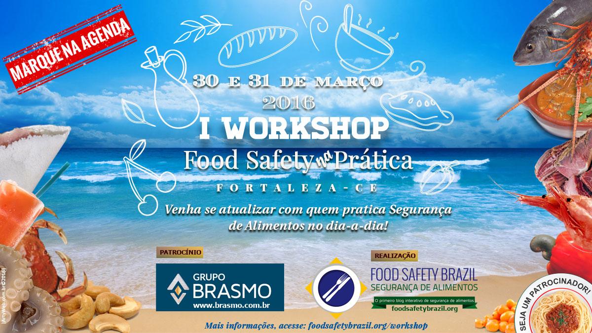 featured image Palestras do I Workshop Food Safety Brazil já estão disponíveis gratuitamente para assinantes