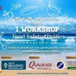 A Cris Convida: I Workshop Food Safety Brazil!