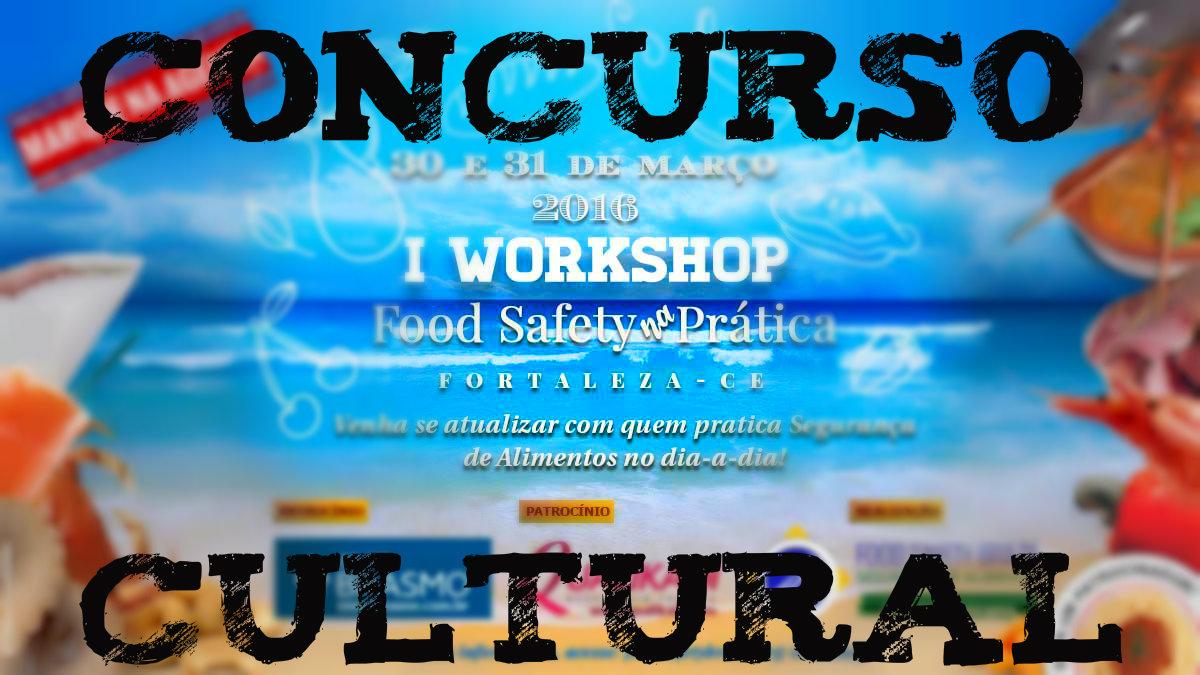 """featured image Escreva um post e concorra a uma vaga no Workshop """"Food Safety na Prática"""""""