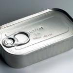 embalagem de metal