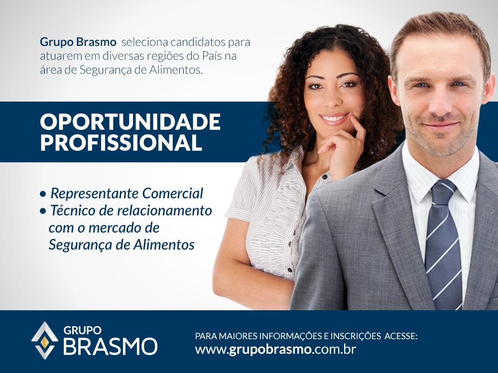 featured image Oportunidades de Emprego em Segurança de Alimentos – Grupo Brasmo