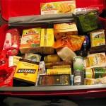 Estudo confirma contaminações em alimentos apreendidos nos aeroportos brasileiros
