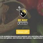 My Holy Food – Celíaco desenvolve App para localizar restaurantes que atendem alérgicos