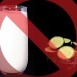 Alérgicos: sua abobrinha orgânica pode conter leite