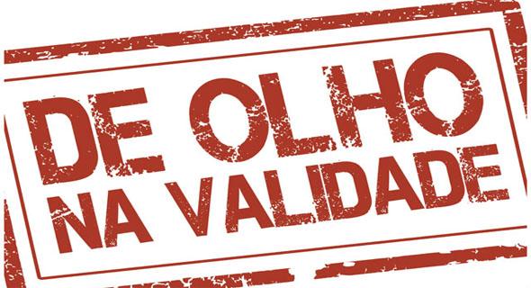 featured image Data de validade é obrigatória para todos os alimentos?