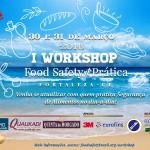 Workshop Food Safety na Prática – Um primeiro evento para ficar na lembrança