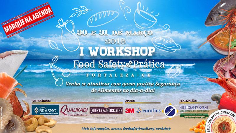 featured image Workshop Food Safety na Prática – Um primeiro evento para ficar na lembrança