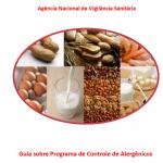 Anvisa divulga guia sobre programa de controle de alergênicos