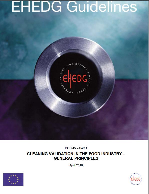 featured image EHEDG publica manual sobre validação de limpeza para a indústria de alimentos