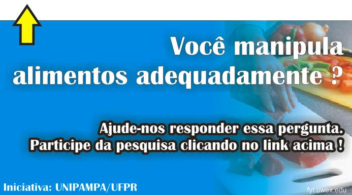 featured image Pesquisa popular sobre Segurança dos Alimentos no ambiente doméstico