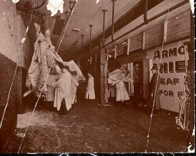 featured image Abatedouros (horríveis) do século XX e as atuais condições