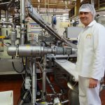 Filtração de caramelo na Mondelez International