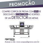 Promoção: Concorra ao sorteio de um detector de metais | Fortress Tecnology