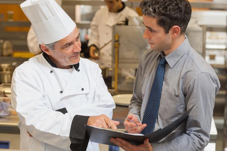 featured image A auditoria de certificação de segurança de alimentos e o restaurante…