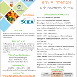 VII CONALI | Seminário sobre Contaminantes em Alimentos