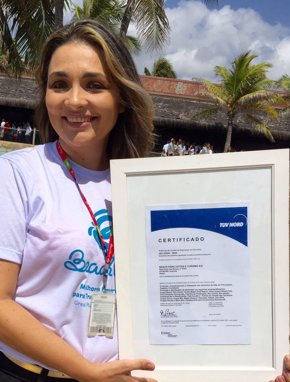 featured image Entrevista Beach Park parte I: Desafios para certificação do sistema de qualidade na ISO 22000