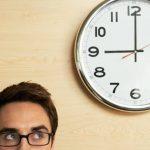Cálculo do tempo de auditoria