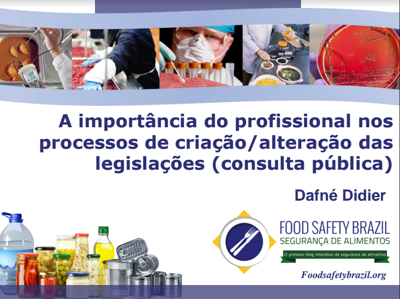 featured image Palestras do II Workshop Food Safety Brazil em Londrina