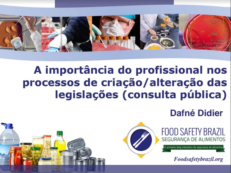 featured image Palestras do II Workshop Food Safety Brazil em Londrina