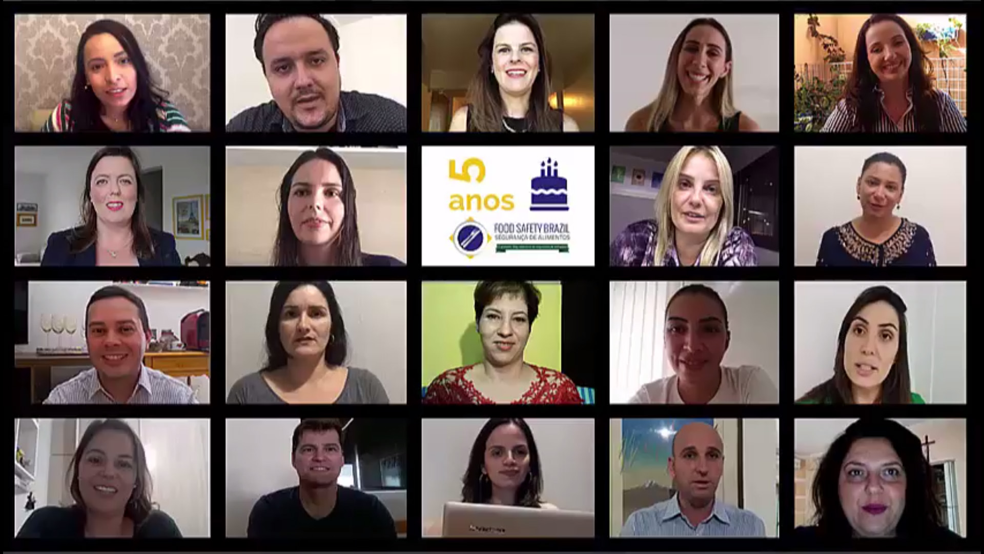 featured image Vídeo celebra 5 anos do Food Safety Brazil