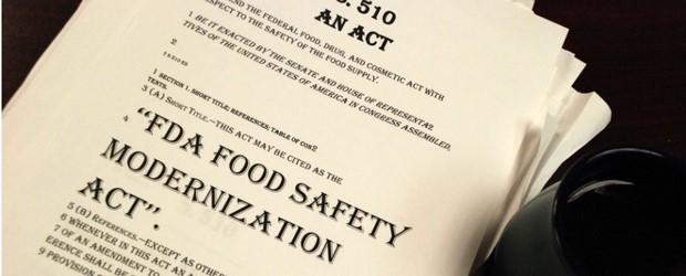 featured image A Lei de Modernização da Segurança de Alimentos dos EUA – FSMA