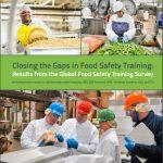 Treinamentos em segurança de alimentos – revelações de uma pesquisa mundial