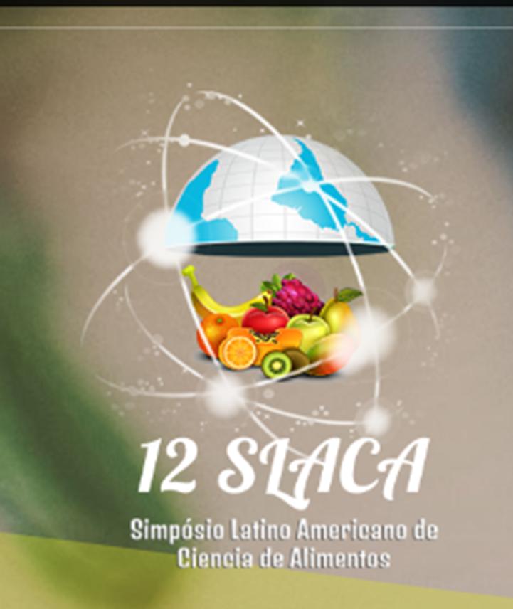 featured image 12º SLACA – Simpósio Latino Americano de Ciência de Alimentos
