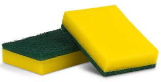 featured image Os perigos da esponja de lavar louças