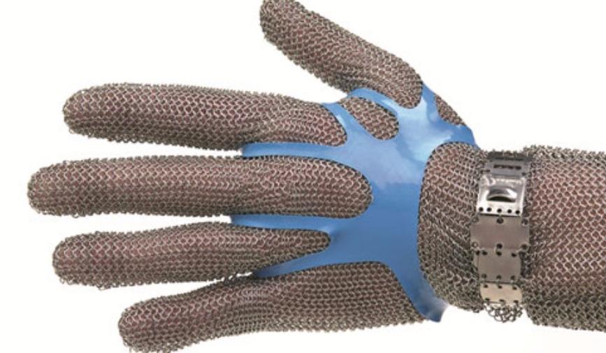 featured image Ajustador de luvas de malha de aço. Sim, ele existe