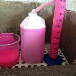Evitando desperdícios e contaminações na diluição de saneantes