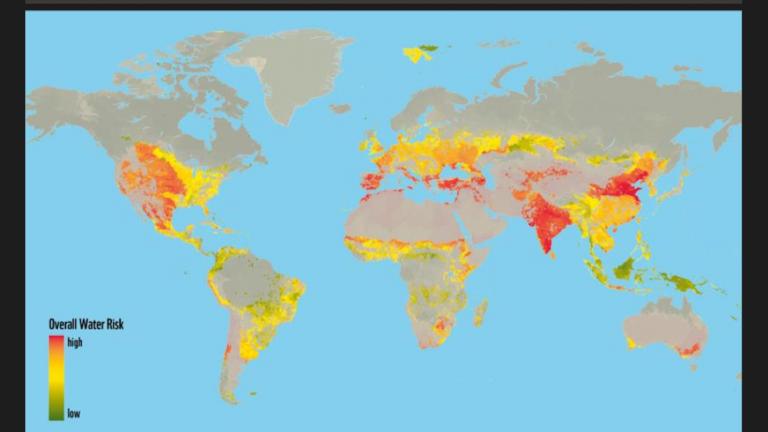 agua recursos hidricos