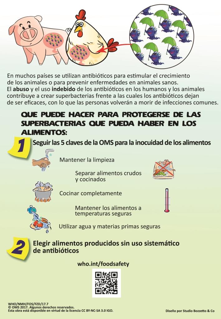 featured image Estamos na semana mundial de conscientização sobre a resistência aos antimicrobianos