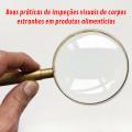 featured image Boas práticas de inspeções visuais de corpos estranhos em produtos alimentícios